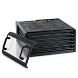 Excalibur 5-brickor, glasdörr (EXD5KLARSV) - Webbkurs ingår)